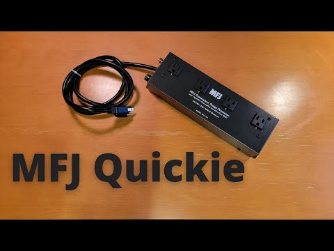 MFJ Quickie - The MFJ-1163