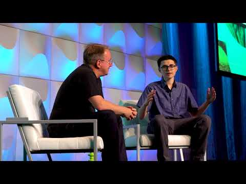 Next Generation of Linux: Zachary Dupont Meets Linus Torvalds