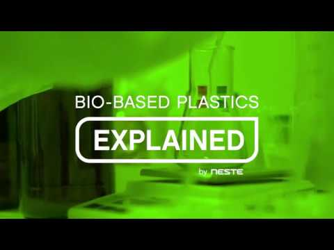 Bio-based plastics produced with Neste are suitable for all plastics applications while also reusable and recyclable. Watch the video to learn more!