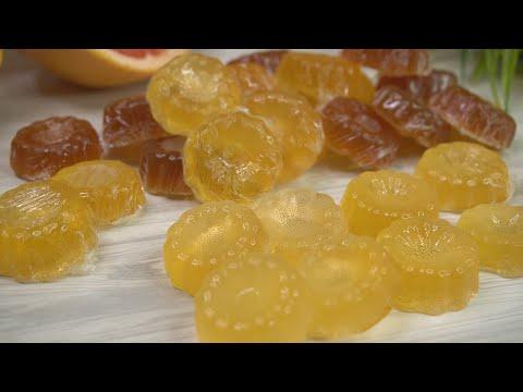 Всего за 5 минут ГОРА конфет Хоть с лимона, хоть с апельсина! Очень вкусно из ничего! photo
