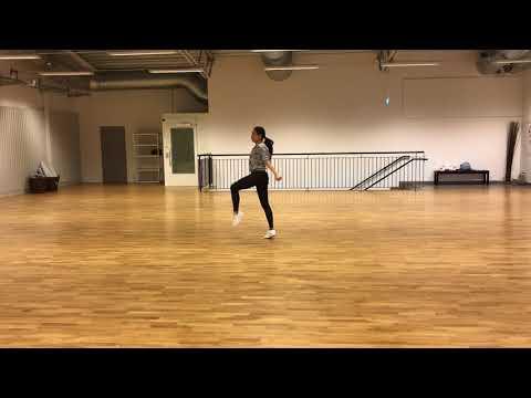 Aerobic Gymnastics Nivå 4 - 18-20 Bak
