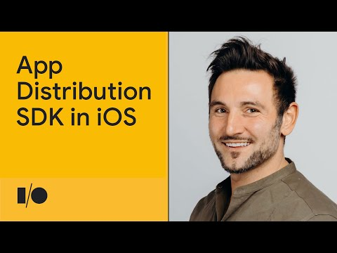 Integrating the App Distribution SDK in iOS apps   Workshop