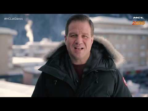 Welcome To Davos | Arthur Filip | #HCLatDavos