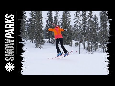 SkiStar Snow Parks - How to l 180