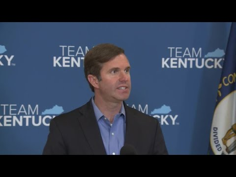 Gov. Beshear gives update on COVID-19, vaccine lottery