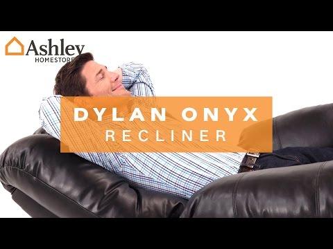 Ashley HomeStore   Dylan Onyx Recliner