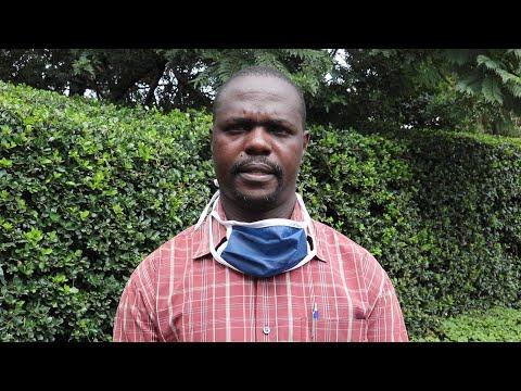 Dispatch from Kenya with Shadrack Kiprono