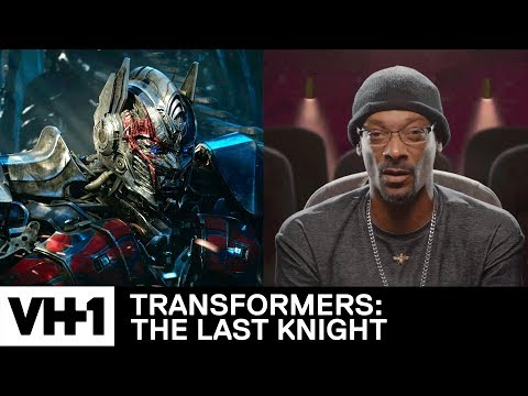 'Transformers: The Last Knight' - Snoop Dogg's Hot Box Office | In Theaters June 21 | VH1