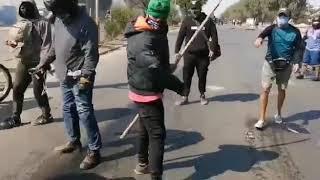 Tensión en Cochabamba por desbloqueo de la Resistencia Juvenil tras diálogo en La Paz sin resultados