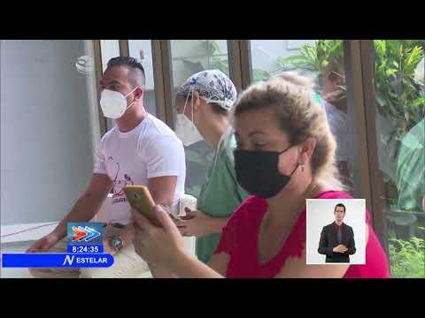 Cuba/COVID-19: Integrantes del Contingente Henry Reeve ayudan para enfrentar la COVID-19 en Holguín