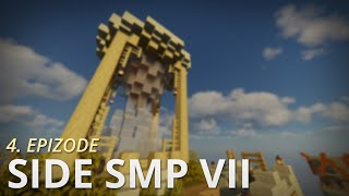 Side SMP VII #4 - SMILŠU PULKSTENIS (Minecraft latviski)