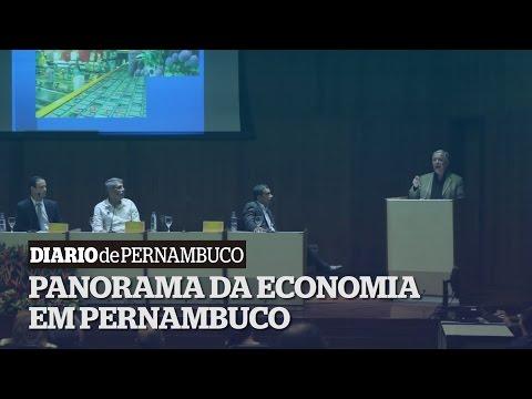 Panorama sobre a economia do estado e sa�das para a crise