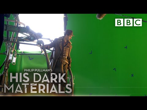 The Subtle Knife: Behind The Scenes! | His Dark Materials – BBC