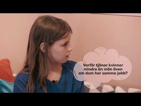 Barnens tankesmedja träffar Lotta Johnsson Fornarve