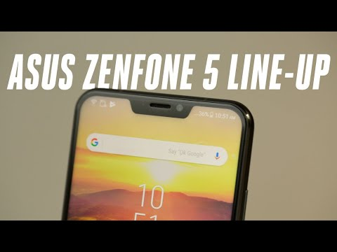 Asus Zenfone 5 hands-on