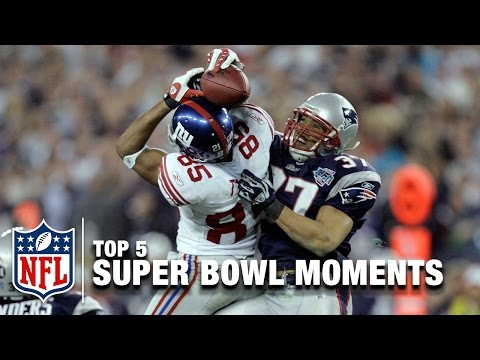 Top 5 Super Bowl Moments of All Time | The Refresh | NFL NOW