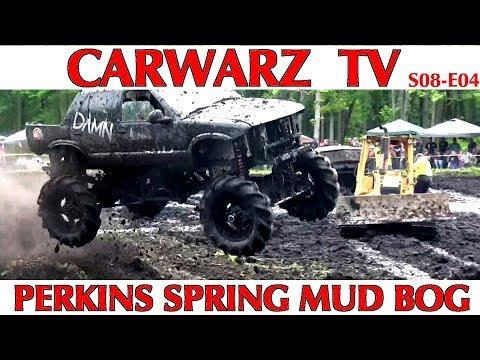 CARWARZ TV - S8E04 - Perkins Spring Mud Bog 2018 - Part 02