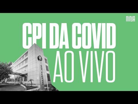 #CPIdaPandemia ouve Elton Chaves, do Conselho de Secretários Municipais de Saúde