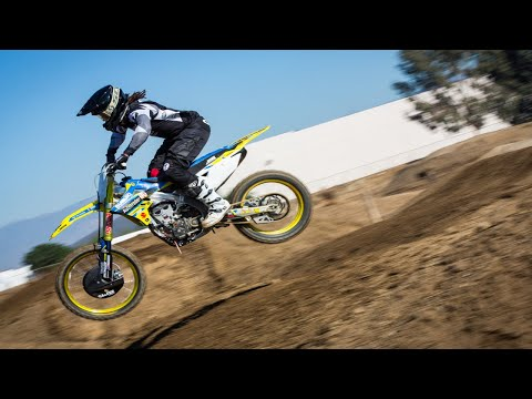 Malcolm Stewart | First Laps | TransWorld Motocross