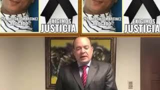 Colegio de Abogados exige investigación por muerte confusa de abogado Argenis Mártinez