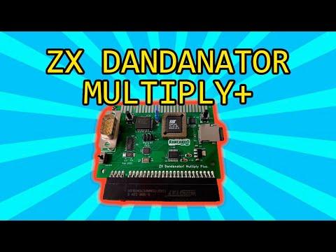 ZX Dandanator Multiply+ Test Diagnostics