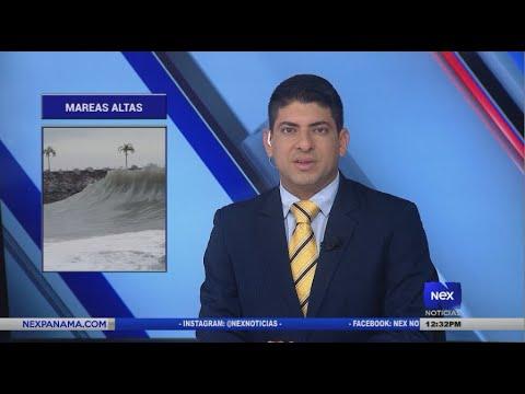 Sinaproc emite aviso de mareas altas | Presidente Cortizo explica extensión de acuerdo