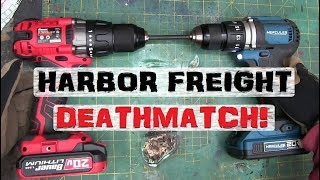 BOLTR: Harbor Freight Bauer vs. Hercules | THERE WILL BE SMOKE!