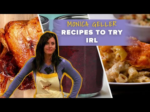 Monica Geller Recipes To Try IRL