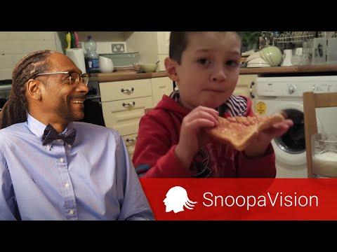 The Ice-Cream Van in SnoopaVision