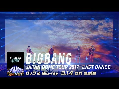 connectYoutube - BIGBANG - HaruHaru -Japanese Version- (JAPAN DOME TOUR 2017 -LAST DANCE-)