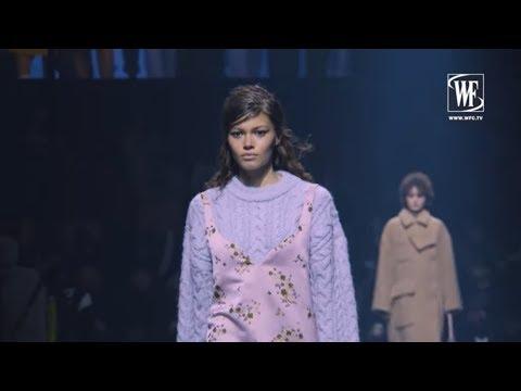 Kenzo FF18-19 Paris Fashion week