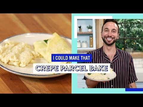 CREPE MAKING *FAIL* | I Could Make That