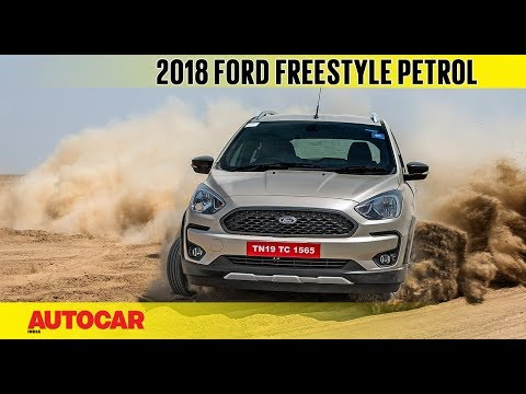 Ford Freestyle Petrol | First Drive Review | Autocar India