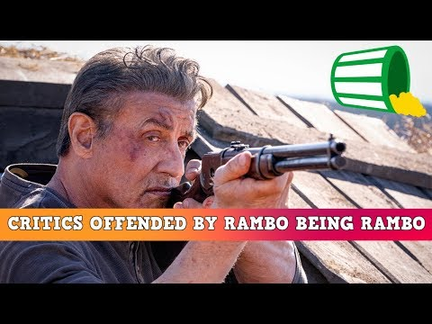 Rambo: Last Blood Reviews Tanked By Delicate Sensibilities