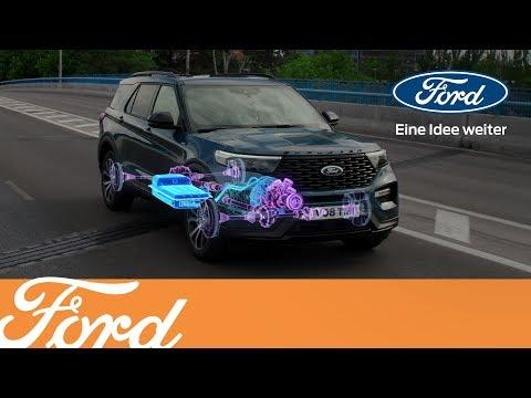 Klar. Leise. Leistungsstark mit dem neuen Ford Explorer | Ford Austria