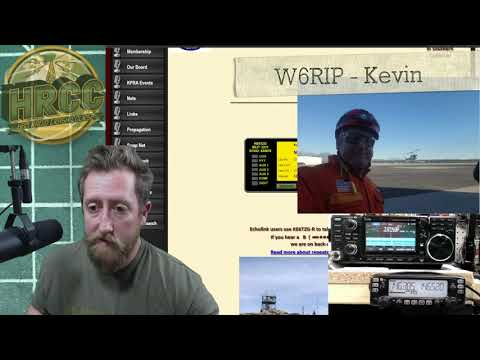 Summits On The Air (SOTA) NET With W6RIP