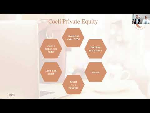 Webinar - Private Equity 12 juni