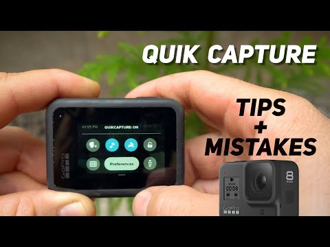GoPro Quik Capture Feature Tips / Mistakes! GoPro Tip #665   MicBergsma
