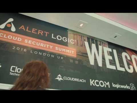 Alert Logic Cloud Security Summit Recap