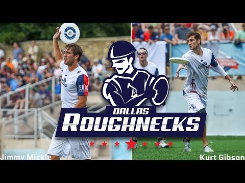 Jimmy Mickle, Kurt Gibson Re-Sign with Dallas Roughnecks