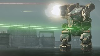 ?MechWarrior Online - Inner Sphere Mech Customization