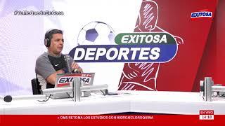 ????'EXITOSA DEPORTES' con GONZALO NÚÑEZ - 03/06/20