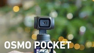 Vidéo-Test : TEST DJI OSMO POCKET