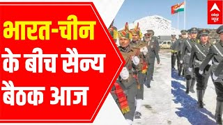 Ladakh stand-off: India, China to hold 12th round of military talks today - ABPNEWSTV