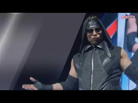 WWE LIVE - 11 MAJ 2019 - HOVET, STOCKHOLM
