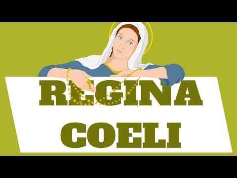Reina del Cielo (Regina Coeli en Español), 20 de Mayo 2021