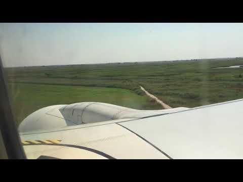 Video op YouTube: Airport Kavala Greece, landing