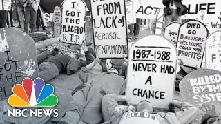 What The AIDS Crisis Can Teach Us About The Coronavirus Pandemic | NBC News NOW