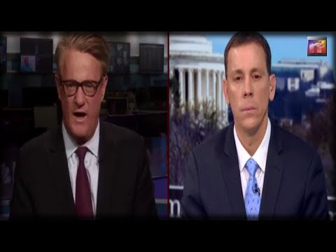 Joe Scarborough Goes Red Faced Accusing House Intel Of Lying And Then The Truth Hits Him In The Face