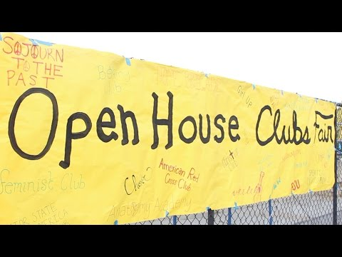 Open House and Clubs Fair combine to show Carlmont's diversity - Adriana Ramirez